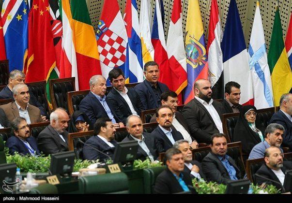 مراسيم أداء الرئيس روحاني اليمين الدستورية20