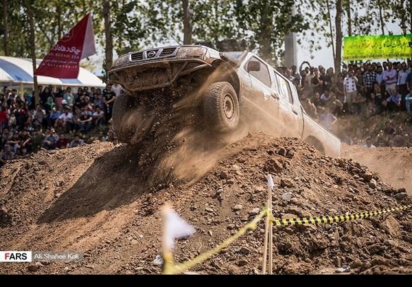 شمال ايران تحتضن سباق اوف رود للسيارات 18