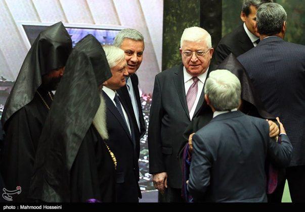 مراسيم أداء الرئيس روحاني اليمين الدستورية21