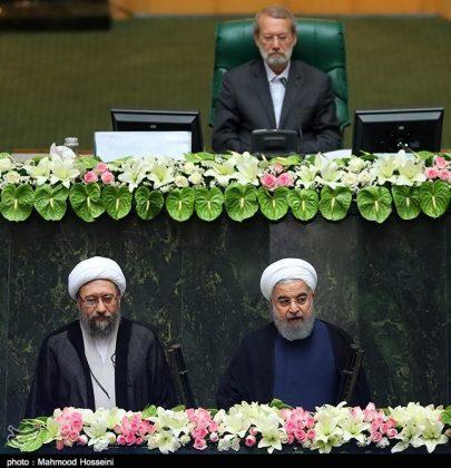 مراسيم أداء الرئيس روحاني اليمين الدستورية22