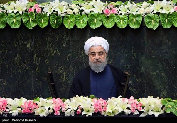 مراسيم أداء الرئيس روحاني اليمين الدستورية23