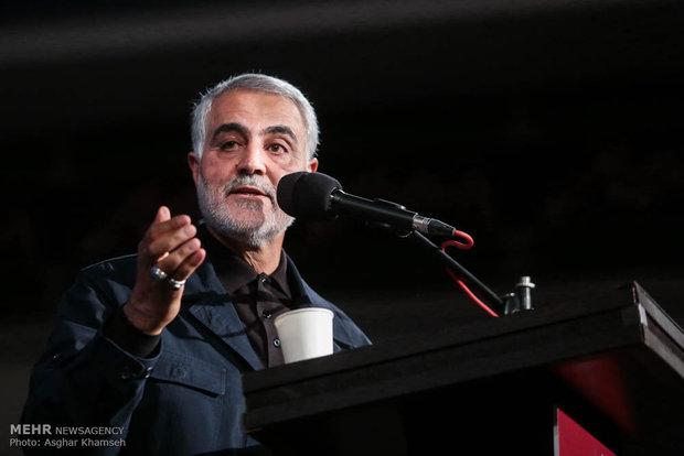 قاسم سليماني .. قوة داعش تفوق قدرة المغول بكثير