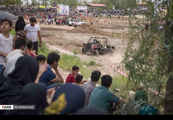شمال ايران تحتضن سباق اوف رود للسيارات 6