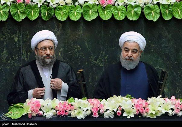 مراسيم أداء الرئيس روحاني اليمين الدستورية24