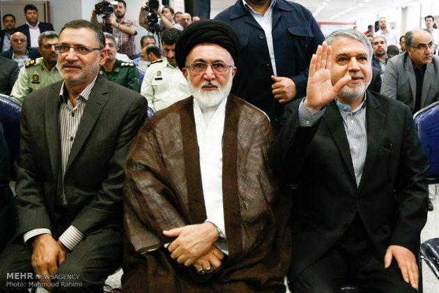 الحجاج الايرانيون يودعون وطنهم قاصدين اداء مناسك الحج 23