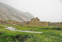"""مدينة """"بيشابور"""" الأثرية تتجه نحو العالمية"""