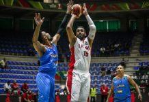ايران في اولى مبارياتها تفوز على الهند ببطولة آسيا لكرة السلة