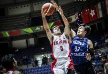 المنتخب الايراني يواجه نظيره الاسترالي في نهائي آسيا لكرة السلة