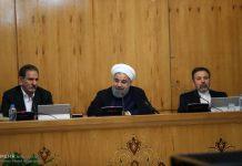 """الرئيس روحاني .. نظرة الشهيد الذبيح """"حججي"""" الشجاعة عكست اقتدار ايران"""