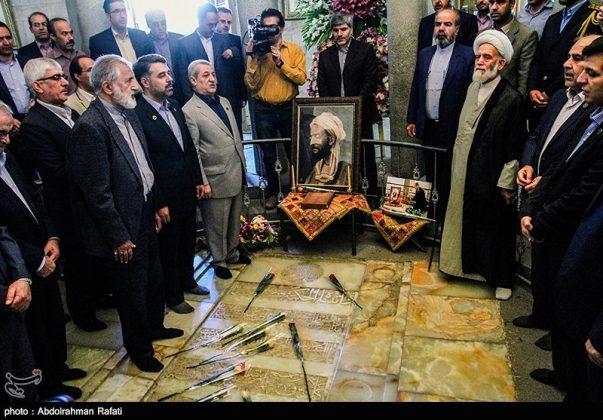 همدان .. مراسم تخليد ذكرى الحكيم الإيراني أبو علي سينا 26