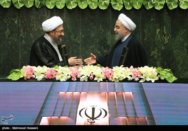 مراسيم أداء الرئيس روحاني اليمين الدستورية27