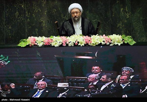 مراسيم أداء الرئيس روحاني اليمين الدستورية29