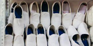 """"""" كلاش """" حذاء تراثي في مريوان الايرانية 3"""