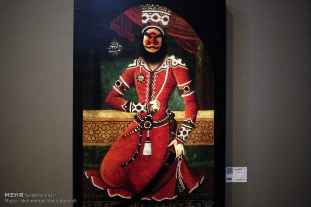 """معرض """"سوق الفن"""" في العاصمة طهران 3"""