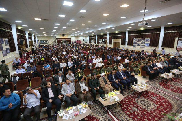 كاشان تحتضن مهرجان اسبوع المقاومة 3