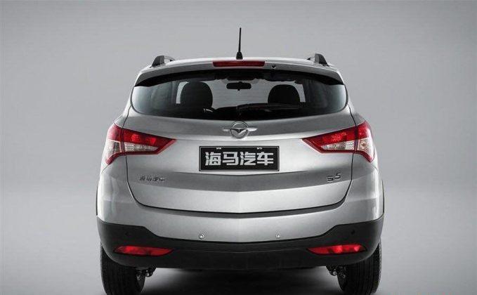 سيارة هايما S5 الصينية تدخل السوق الايرانية3