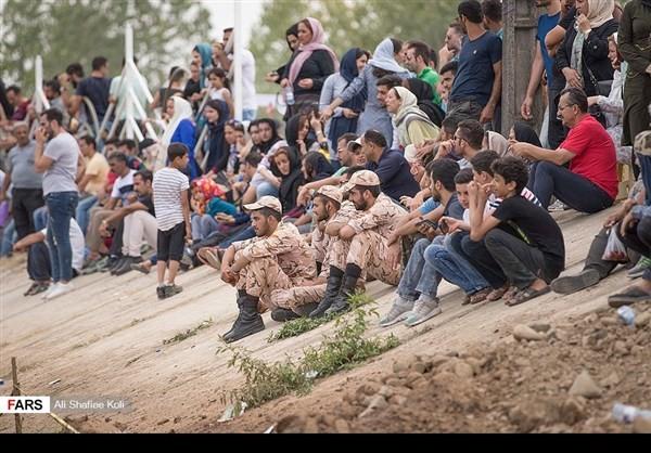شمال ايران تحتضن سباق اوف رود للسيارات 2