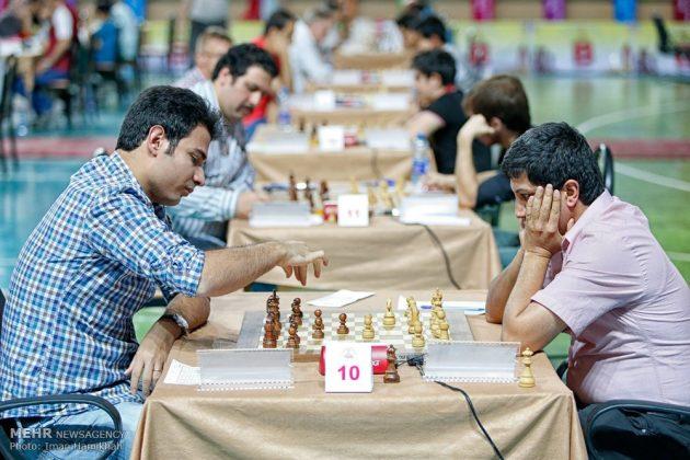همدان الايرانية تحتضن بطولة إبن سينا الدولية للشطرنج 3
