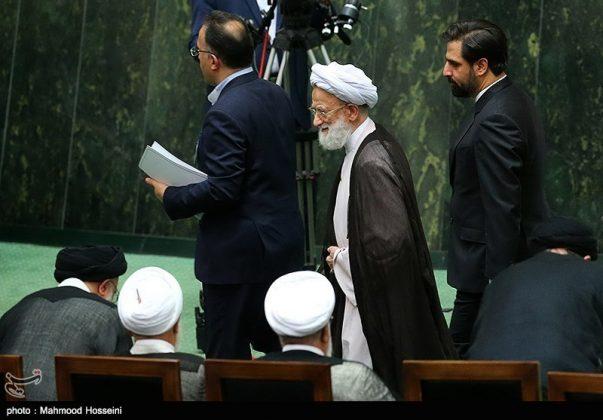 مراسيم أداء الرئيس روحاني اليمين الدستورية3