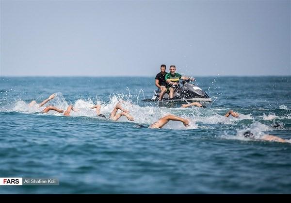 شمال ايران .. بطولة السباحة في المياه المفتوحة 3