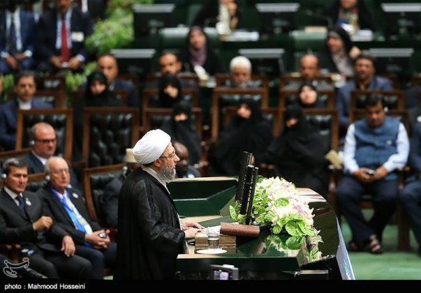 مراسيم أداء الرئيس روحاني اليمين الدستورية34
