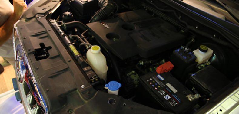 """سيارة """" فوتون سافانا """" الصينية تدخل الاسواق الايرانية 4"""