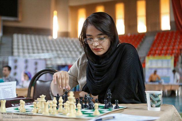 همدان الايرانية تحتضن بطولة إبن سينا الدولية للشطرنج 4