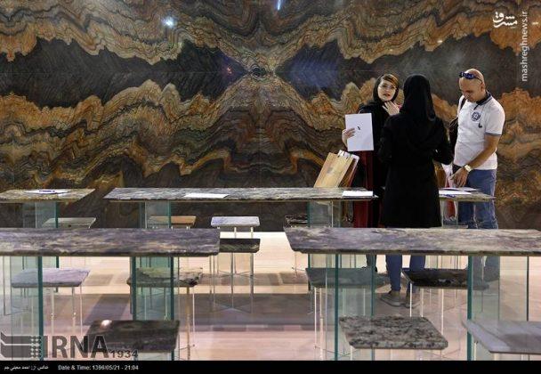 المعرض الدولي لصناعة الأبنية في طهران5