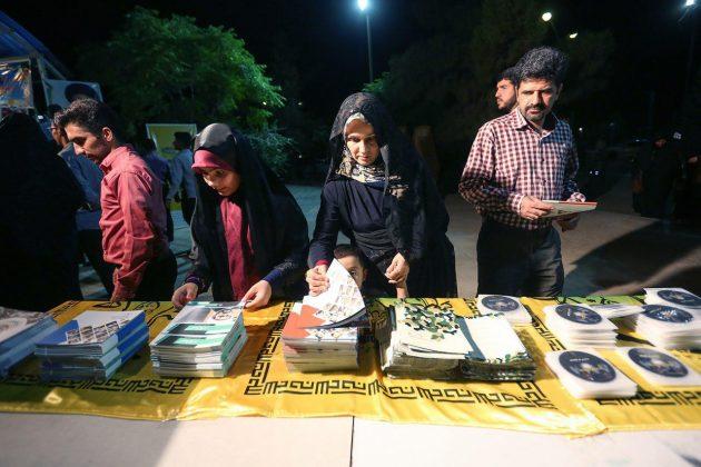كاشان تحتضن مهرجان اسبوع المقاومة 5