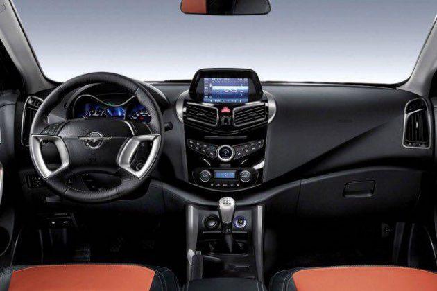 سيارة هايما S5 الصينية تدخل السوق الايرانية5
