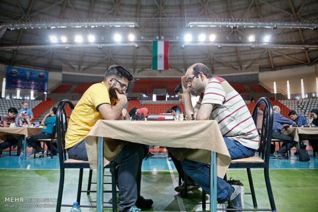 همدان الايرانية تحتضن بطولة إبن سينا الدولية للشطرنج 5