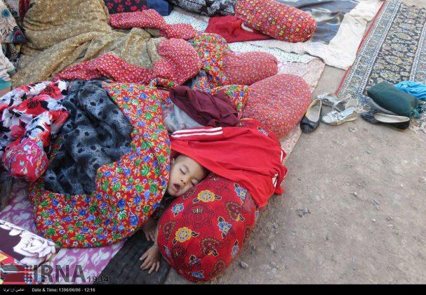 هزة ارضیة بقوة 4.9 درجات تضرب شمال غربی ایران5