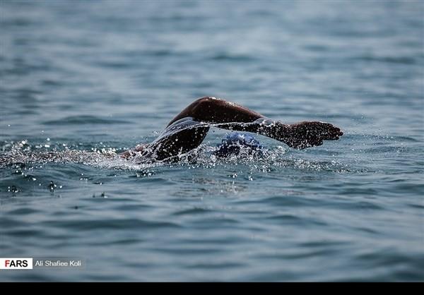 شمال ايران .. بطولة السباحة في المياه المفتوحة 5