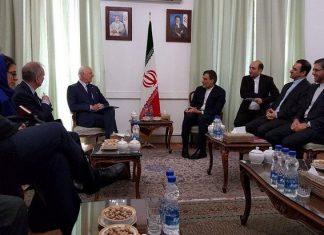 طهران .. مساعد وزير الخارجية يلتقي دي میستورا