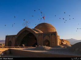 المسجد الجامع في كاشان 6