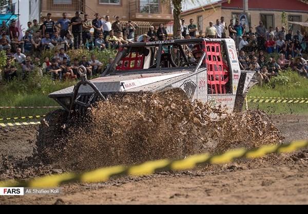 شمال ايران تحتضن سباق اوف رود للسيارات 5