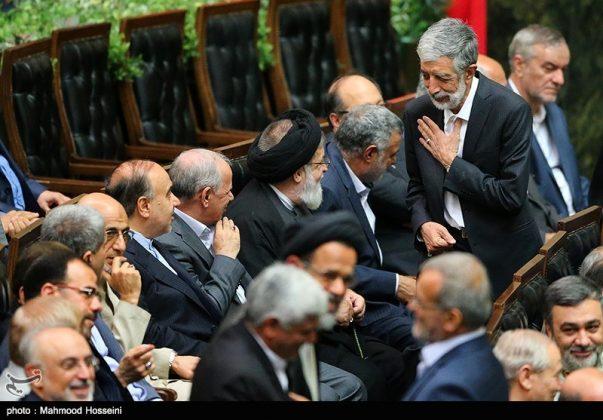 مراسيم أداء الرئيس روحاني اليمين الدستورية6