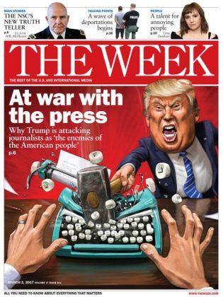 هجویه نشریات معتبر جهانی بر سیاستهای ترامپ6