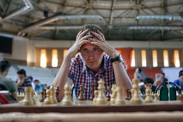 همدان الايرانية تحتضن بطولة إبن سينا الدولية للشطرنج 7