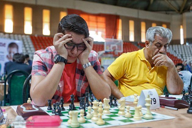 همدان الايرانية تحتضن بطولة إبن سينا الدولية للشطرنج 8