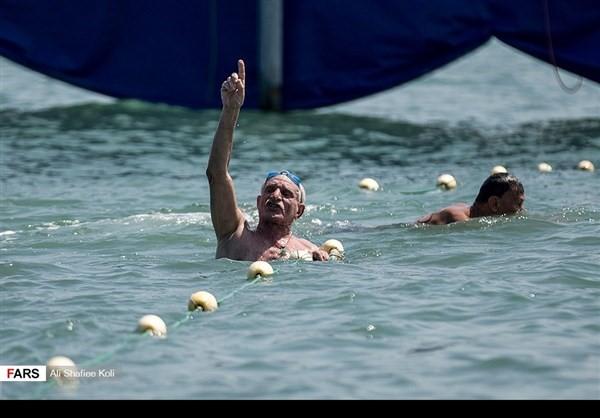 شمال ايران .. بطولة السباحة في المياه المفتوحة 8