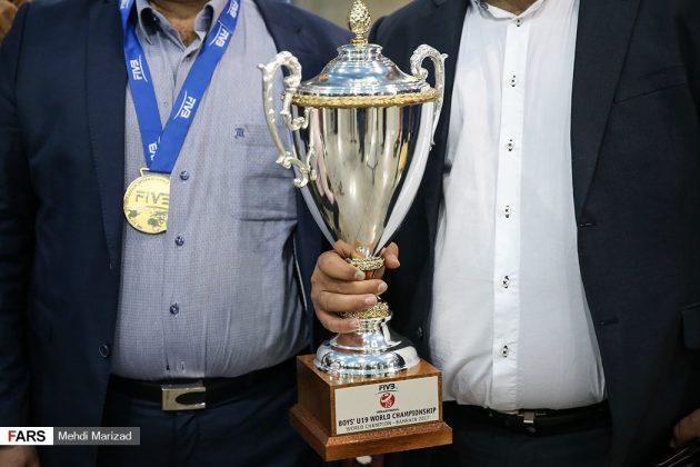 عودة منتخب ناشئة ايران بعد تتويجه ببطولة العالم للكرة الطائرة8