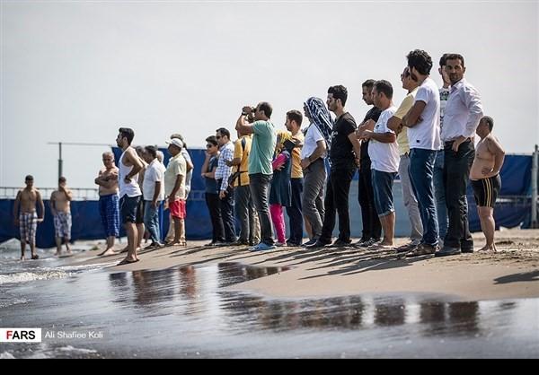 شمال ايران .. بطولة السباحة في المياه المفتوحة 9