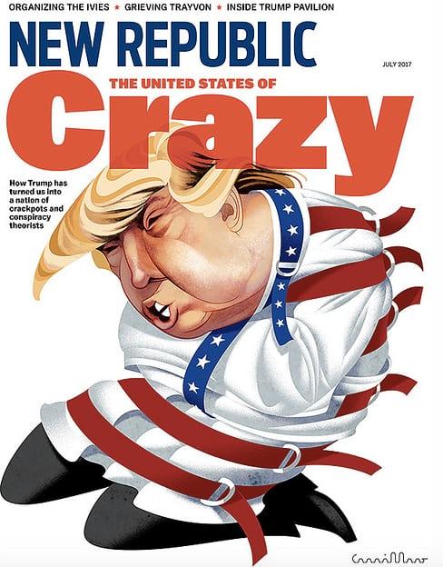 هجویه نشریات معتبر جهانی بر سیاستهای ترامپ9