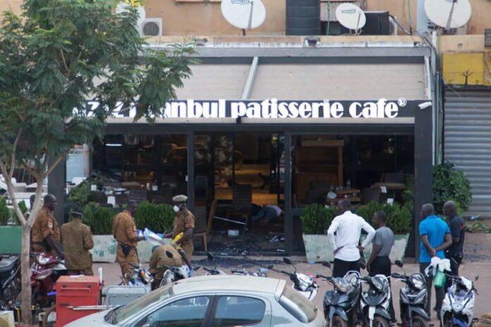 Burkina Faso Terrorist Attacks