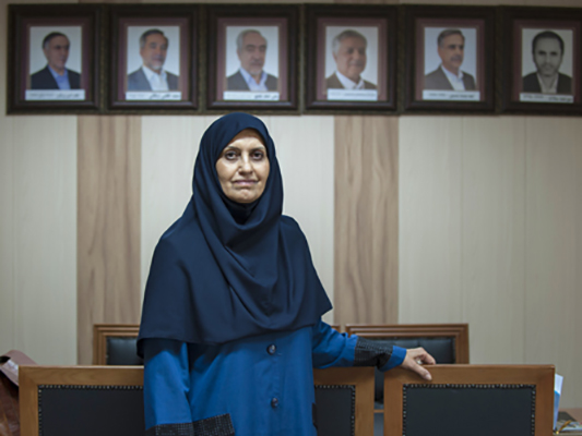 """How Iran Standards Institute Gets Its First-Ever Female Chief The female chief of the Institute of Standards & Industrial Research of Iran (ISIRI) has narrated the story of how she applied for a job at the Institute and finally became the first-ever woman to head the important body. Nayyereh Pirouzbakht is the first Iranian woman to head of ISIRI. In a Farsi interview with the Shahrvand daily newspaper, she said she has achieved the post without nepotism. """"I applied for a job in the ISIRI after coming across an advertisement in a daily paper. I made progress in my job step by step. First, I was employed as an expert in one of ISIRI's laboratories."""" """"My last post before becoming the ISIRI chief was the general manager of the department responsible for evaluation of the quality of exported and imported goods,"""" Pirouzbakht went on to say. """"President Rouhani's executive deputy introduced me to the cabinet as the head of ISIRIR and they endorsed me,"""" she said. As regards the ISIRI's status after the nuclear deal between Tehran and world powers and the removal of anti-Iran sanctions, Pirouzbakht said today ISIRI is deemed as an important and leading organization across the world so much so that no meeting on standards is held without Iran's presence. """"Interestingly, after US President Donald Trump's travel ban prevented Iranians from entering the US, the ISO convened its meeting in France instead of the US so that the Iranian representative could participate,"""" she noted. Pirouzbakht said during its 57-year life, the ISIRI has set 32,000 standards of which 13,000 were set only over the past three years. """"This means that the government of president Rouhani has set about one-third of all the national standards established over the past nearly 60 years,"""" she said. According to Pirouzbakhat, after 15 years of active diplomacy, Iran has managed to achieve the coordinating role of the Committee for Near East, CODEX Alimentarius. """"This comes 46 years after Iran joined ISO,"""" she n"""