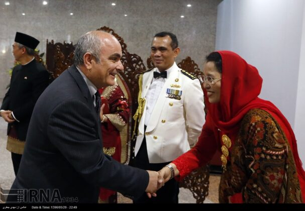 Indonesia Independence Anniversary Marked in Tehran's Milad Tower6