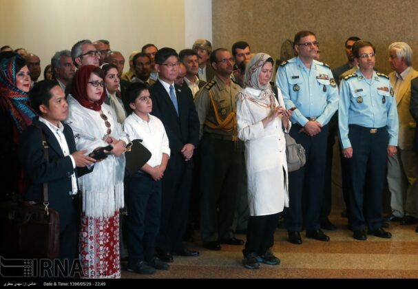 Indonesia Independence Anniversary Marked in Tehran's Milad Tower3