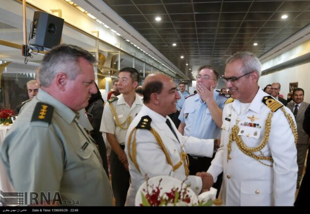 Indonesia Independence Anniversary Marked in Tehran's Milad Tower10