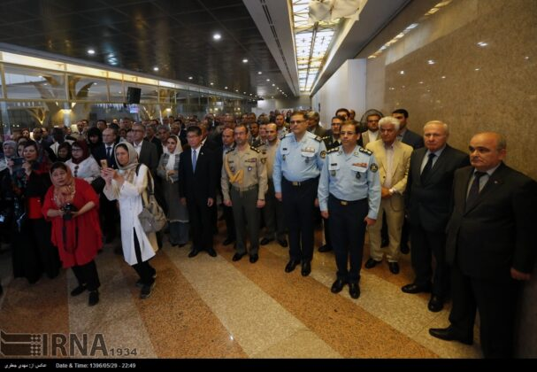 Indonesia Independence Anniversary Marked in Tehran's Milad Tower1